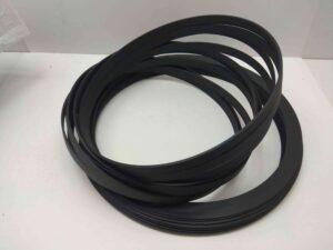 Кольца уплотнительные из графитонаполненного капролона