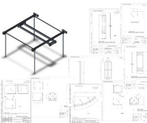 Строительный 3D-принтер.