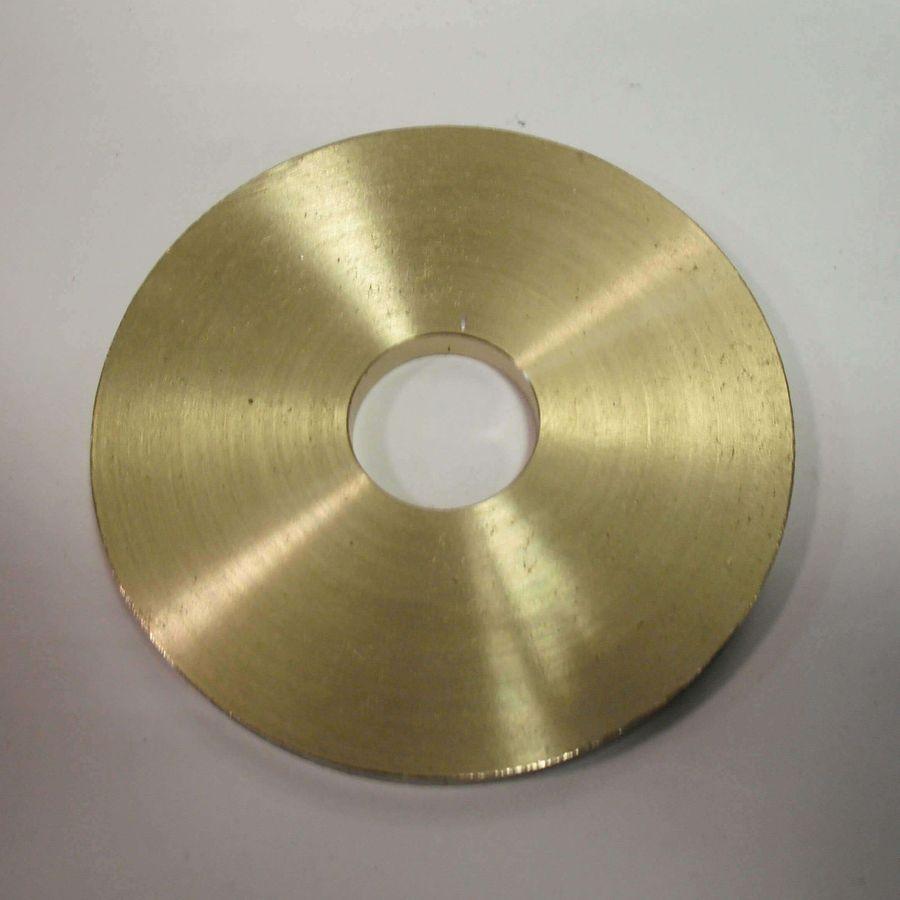 Кольцо - токарная обработка цветных металлов