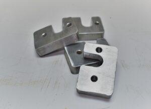 Проставка алюминиевая