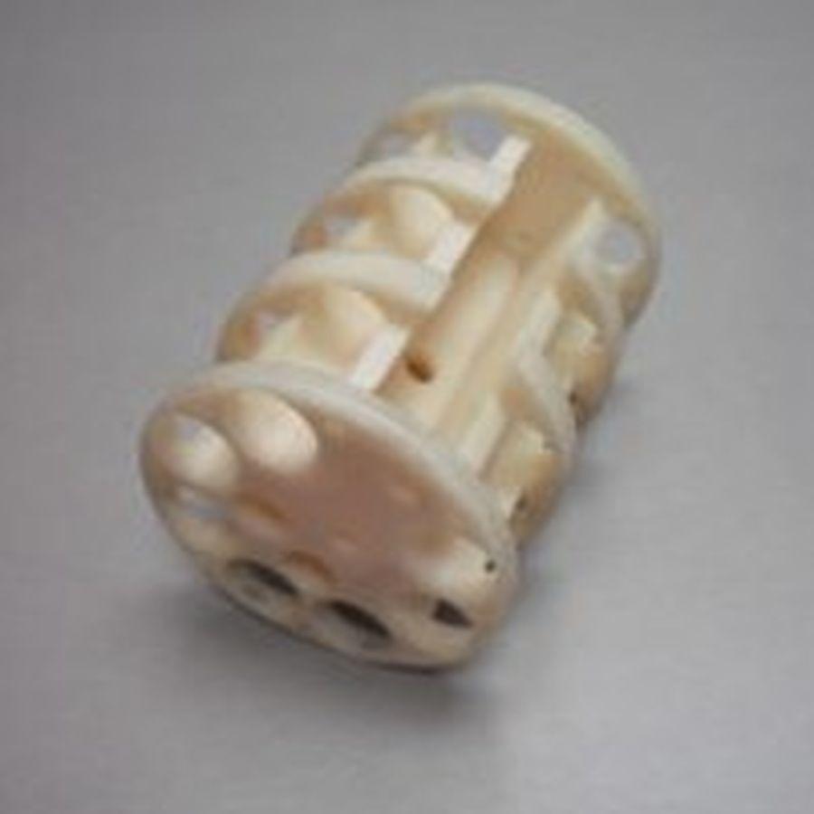 Контейнер батарейный - изготовление деталей из пластика