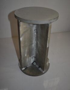 Алюминиевая подставка