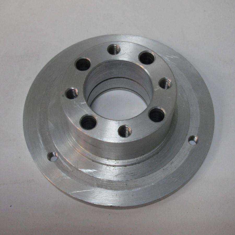 Тарелка - токарные работы по металлу