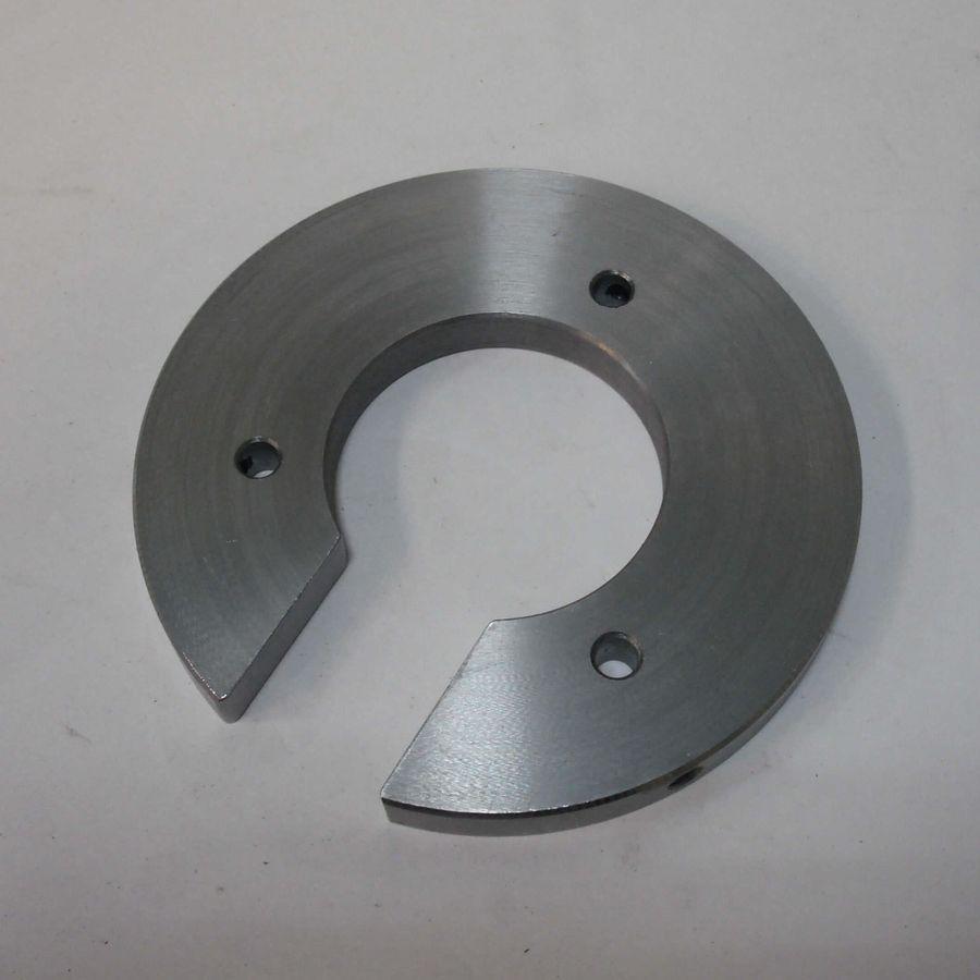 Крышка корпуса - токарная обработка