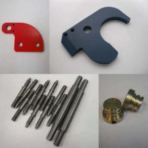 Каталог работ изделия из металла и пластика
