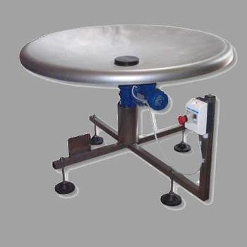 Накопительный поворотный стол