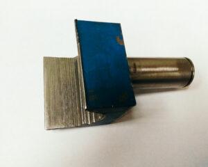 Деталь из нержавеющей стали для лифта