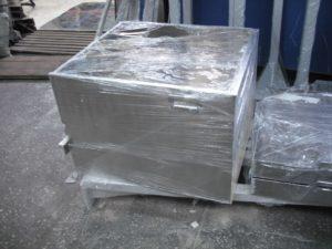 Поставка сварных алюминиевых баков