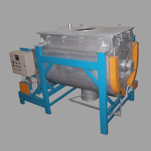 Смеситель-сушилка - промышленное оборудование