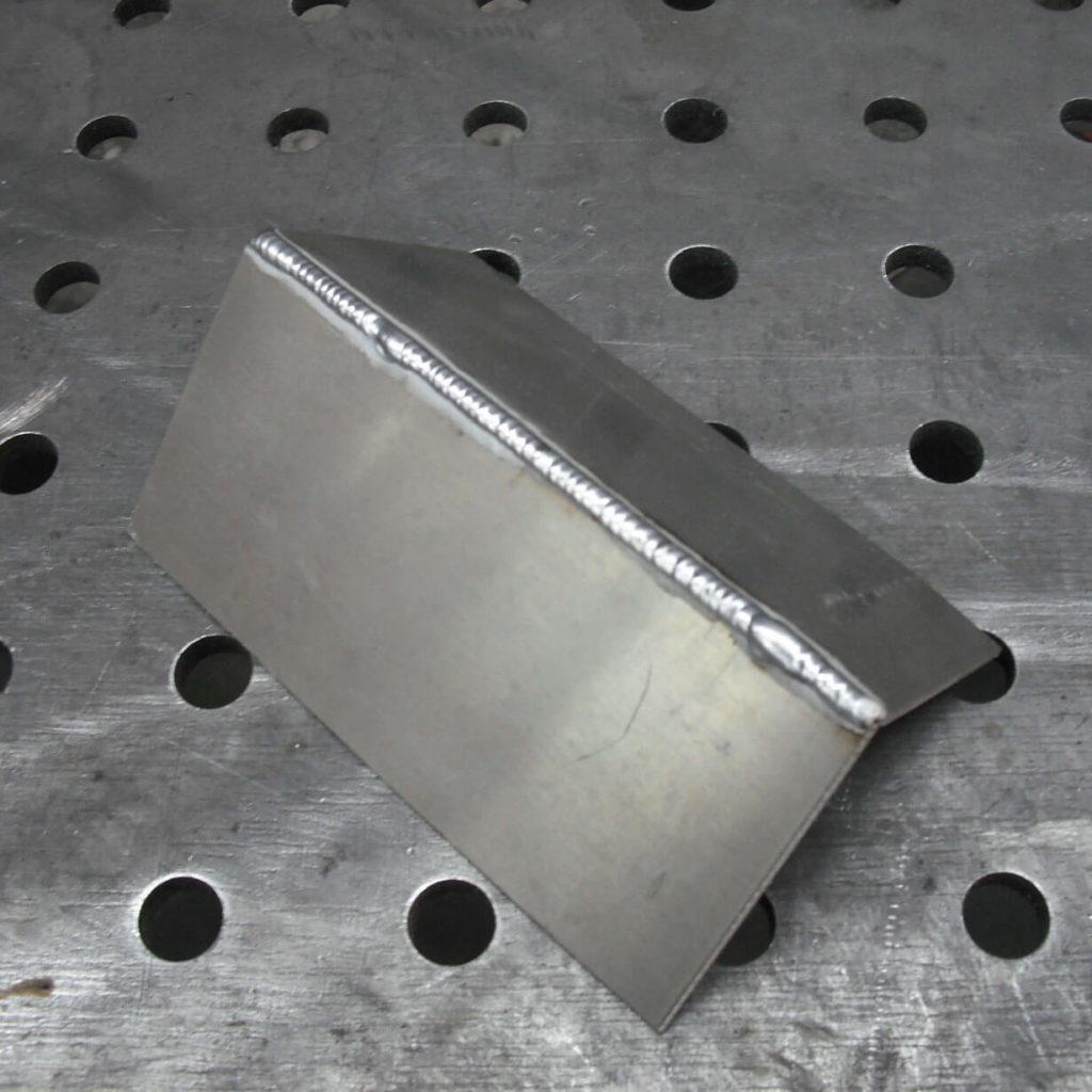 Сварка алюминия - МетКБ