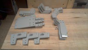 Поставка сварных деталей для компании «3Д Технологии»