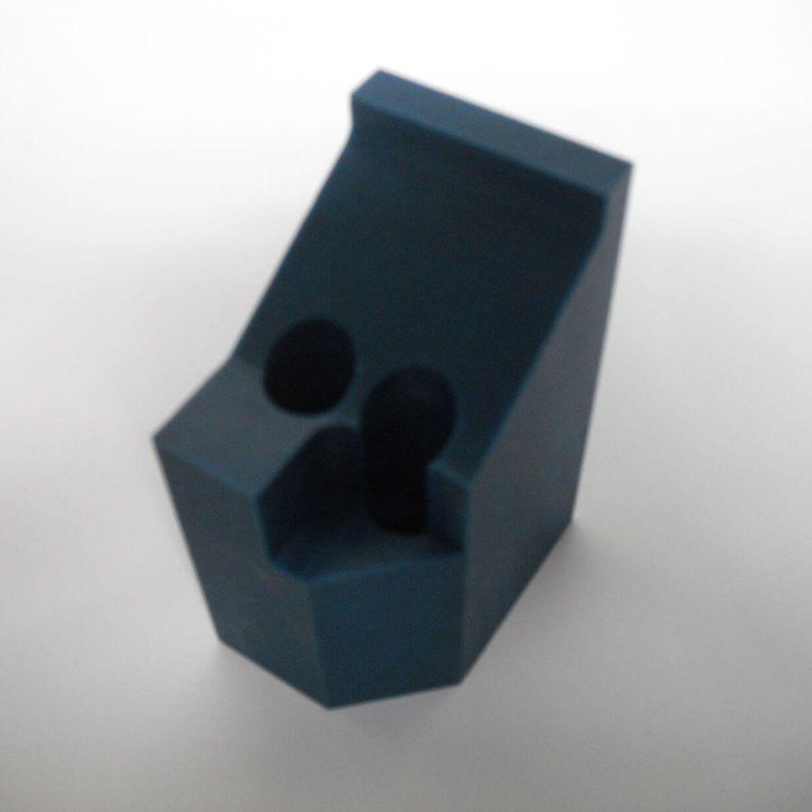 Упор - изготовление деталей из капролона