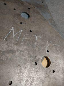 Изготовление металлических плит для турникета